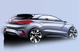 Hyundai готовит маленькое и дешевое купе
