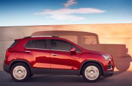 Chevrolet планирует привезти кроссовер Tracker в Россию