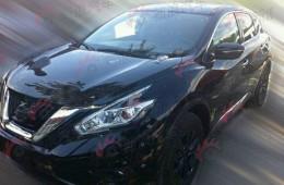 Новый Nissan Murano появится в продаже через полгода