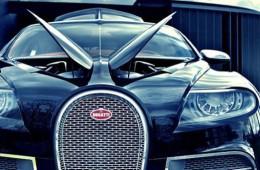 Bugatti будет делать новый суперкар