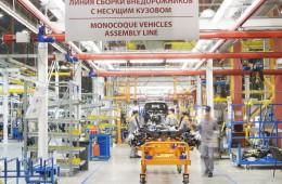 На Дальнем Востоке начнут собирать два новых кроссовера за 600 тысяч рублей