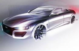 Audi покажет свой новый флагман в ноябре