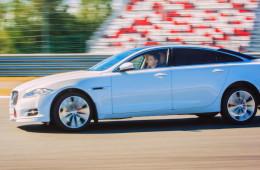 Трек-день Jaguar: шкала Рихтера