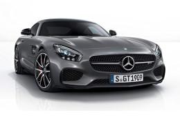 Новый Mercedes-Benz AMG GT получил первую спецверсию