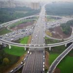 Новая развязка открыта на пересечении МКАД и Волгоградского проспекта