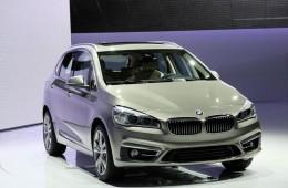 Еще четыре модели BMW получат передний привод