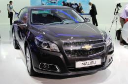 Chevrolet Malibu уходит с российского рынка