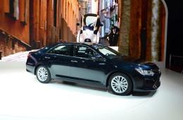 Производство обновленной Toyota Camry в Петербурге стартует в ноябре