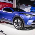 Toyota сделает новый кроссовер