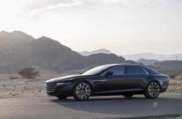 Роскошный седан Aston Martin будет стоить 500 тысяч долларов