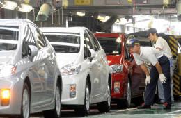 В России резко возросли объемы продаж новых автомобилей