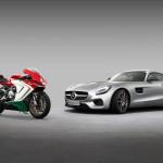Daimler купил 25% акций компании MV Agusta