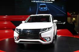 Mitsubishi показала будущее «лицо» компании
