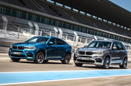 Новые М-версии BMW X5 и M6 получили самый мощный мотор в истории концерна