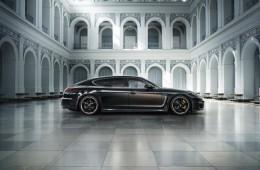 Porsche показала самую дорогую «Панамеру»