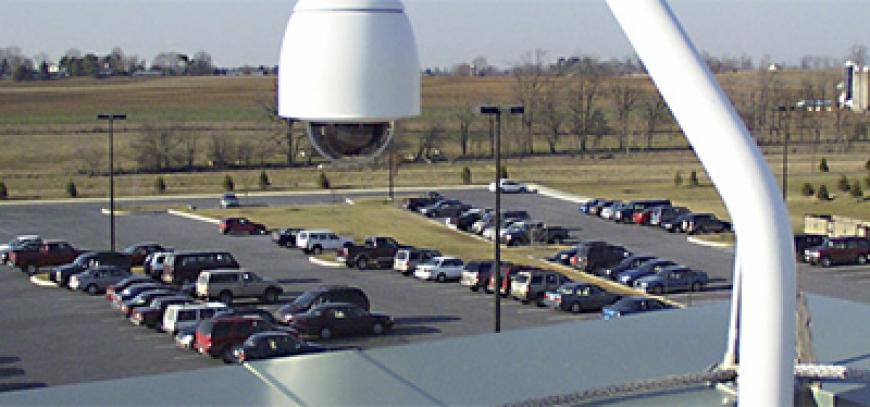 Видеонаблюдение для гаражных кооперативов и стоянок транспортных средств