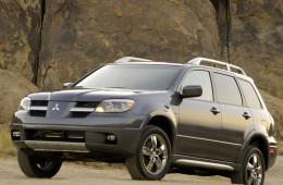 Mitsubishi отзывает 35 тысяч внедорожников Outlander в России