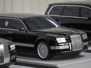 Лимузин для Путина обойдется в 8 миллиардов рублей