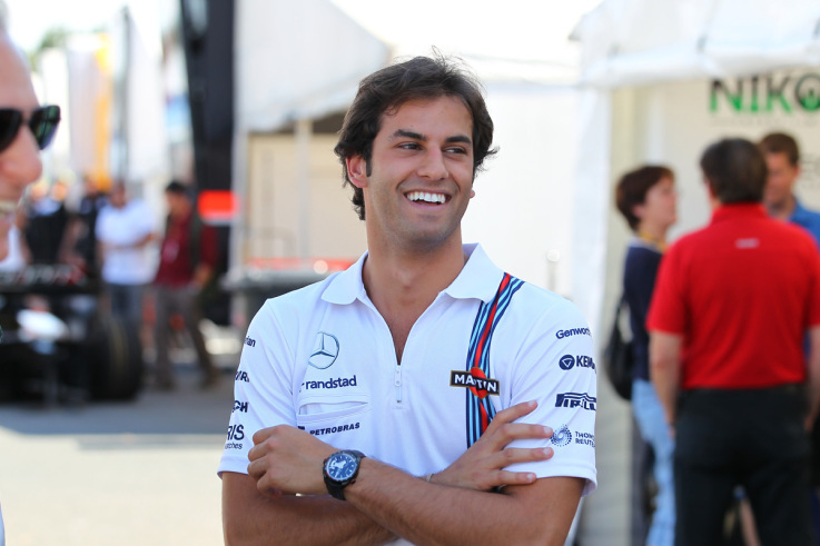 Призовым пилотом Sauber F1 в 2015 году станет Фелипе Наср