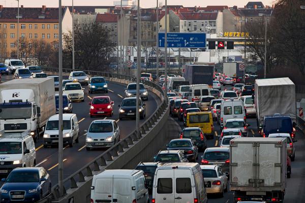 Германия поставила «антирекорд» по пробкам
