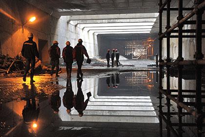 Алабяно-Балтийский тоннель: новые сроки открытия