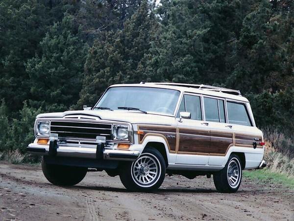 Jeep сделает конкурента Range Rover