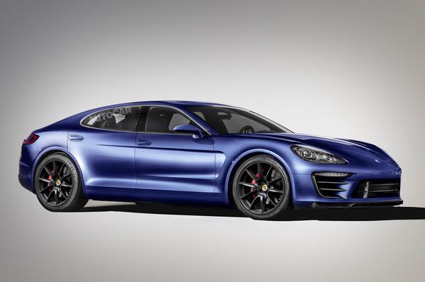 Топ-менеджеры рассказали о новом Porsche Panamera
