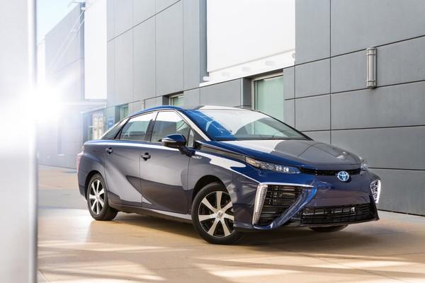 Toyota показала автомобильное «будущее»
