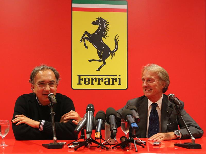 Ferrari заплатит за независимость более 2 млрд евро