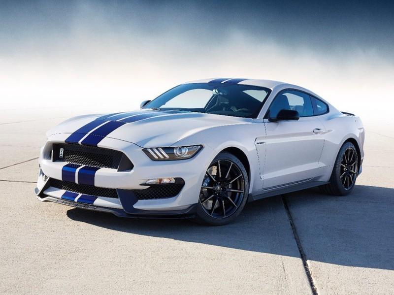 Mustang получил самый мощный «атмосферник» в истории