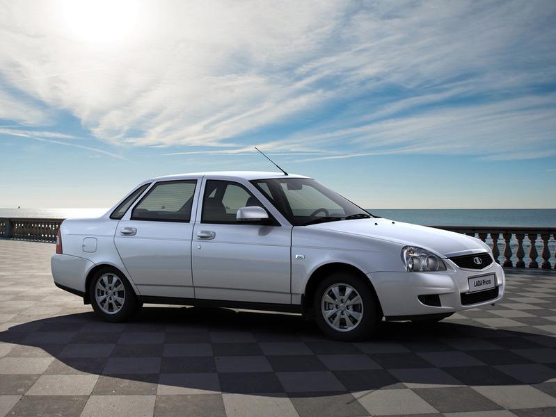 Lada Priora получила 1,8-литровый мотор