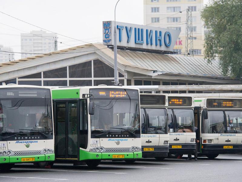 Московские автобусы начали «стучать» на нарушителей в ГИБДД