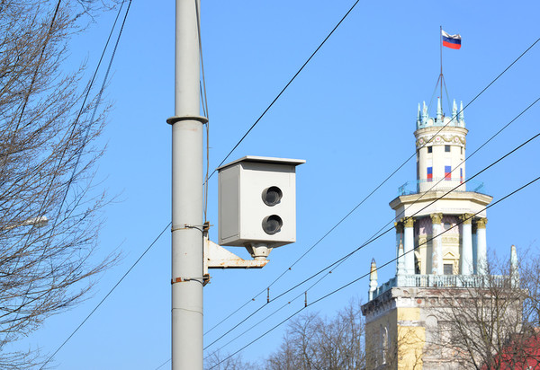 Генпрокуратура: камеры ГИБДД использовались для пополнения бюджета