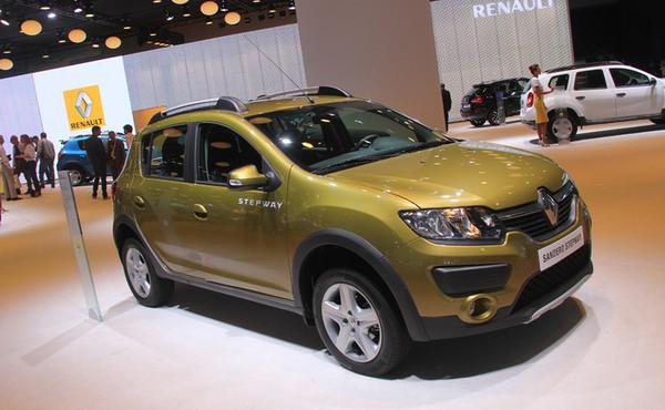 «Внедорожный» Renault Sandero: названы цены