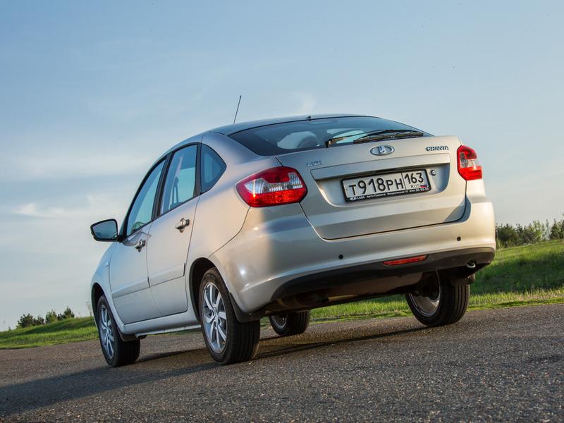 «АвтоВАЗ» отзывает почти 15 000 автомобилей «Гранта»