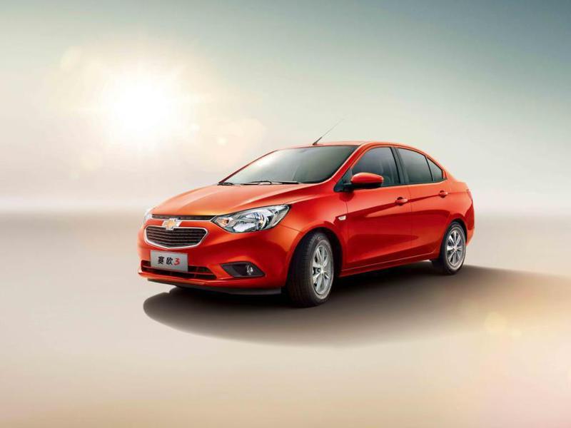 Chevrolet обновила бюджетный седан для Китая