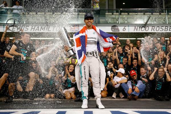 Формула 1: радостные и грустные итоги сезона
