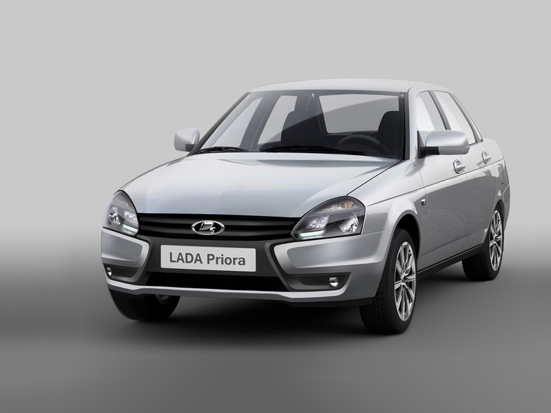 «АвтоВАЗ» разработал программу модернизации Lada Priora