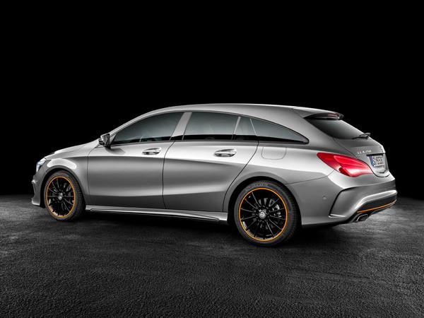 Самый маленький универсал от Mercedes-Benz представлен официально