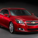 GM ускорит смену поколений седана Chevrolet Malibu