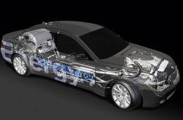 BMW отказалась от идеи привезти в Детройт водородный концепт