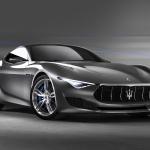 Новое купе появится у Maserati через полтора года