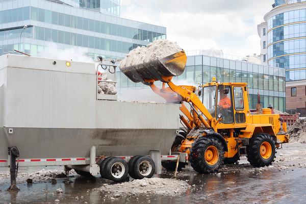 За плохую уборку снега хотят увольнять мэров городов