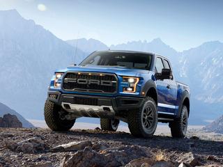 «Хищный» пикап Ford похудел на три буквы и три литра