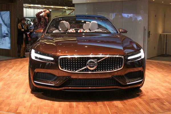 Volvo S90: первые подробности