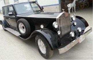 Китайцы решили возродить выпуск Rolls-Royce образца 1925 года