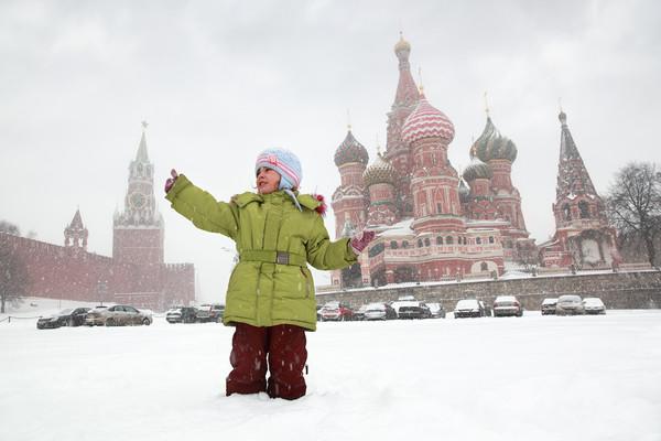 Снегопады в Москве: водителям сделали новое предупреждение
