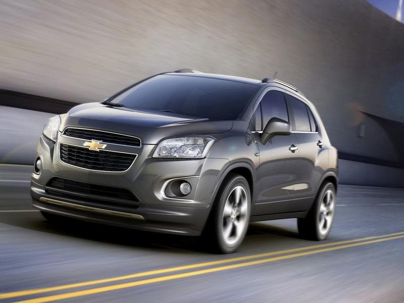 Chevrolet ударит по кризису двумя новыми вседорожниками