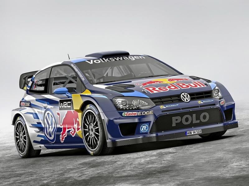 Volkswagen обновил «боевой» Polo к старту мирового раллийного первенства