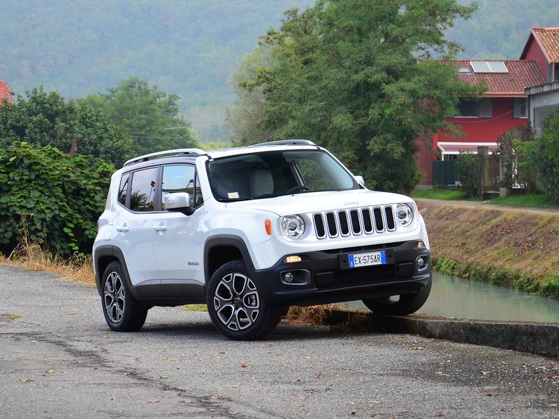 В Jeep хотят сделать еще более компактный кроссовер